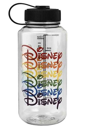 Disney Mickey Mouse Pride Rainbow 32oz. Water Bottle
