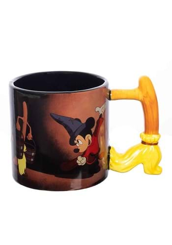 Disney Fantasia 20oz Sculpted Ceramic Mug