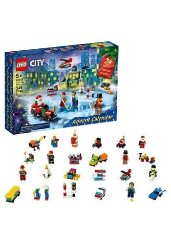 60303 LEGO City Advent Calendar