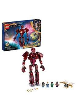 LEGO Marvel Eternals In Arishem's Shadow Set