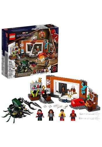 LEGO SpiderMan No Way Home Sanctum Workshop