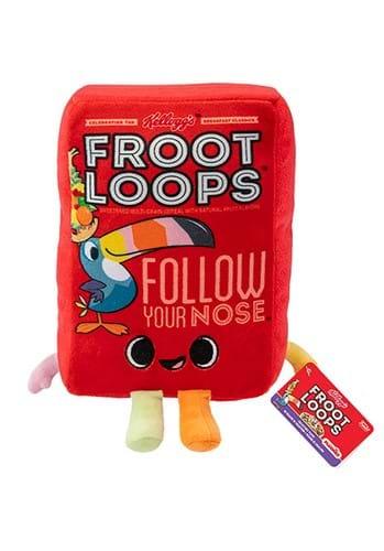 POP Plush: Kelloggs- Froot Loops Cereal Box