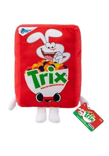 POP Plush: General Mills- Trix Cereal Box
