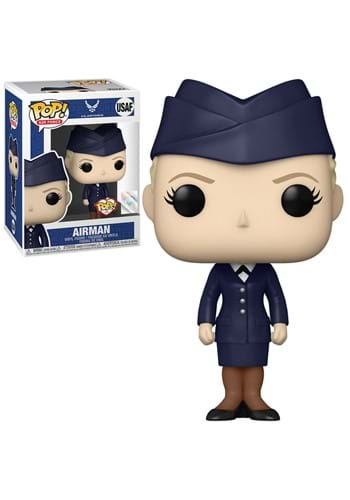 POP Military Air Force Female 1 Dress Blues