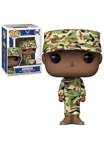 POP Military: Air Force Female 2 - Camo