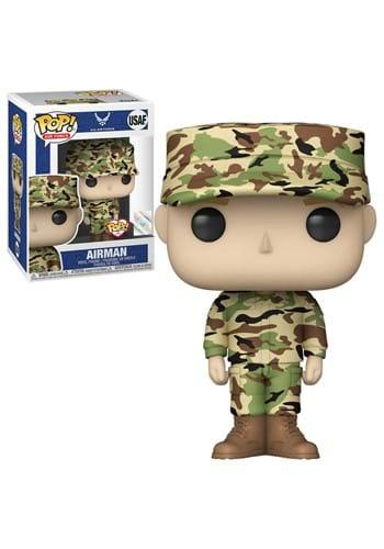 POP Military: Air Force Male 1 - Camo