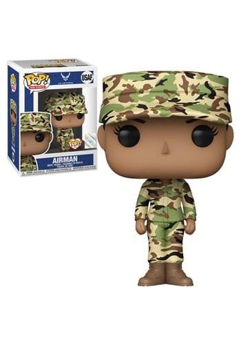 POP Military: Air Force Female 1 - Camo