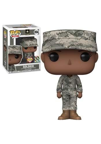 POP Military: Army Female 1 - Combat Uniform