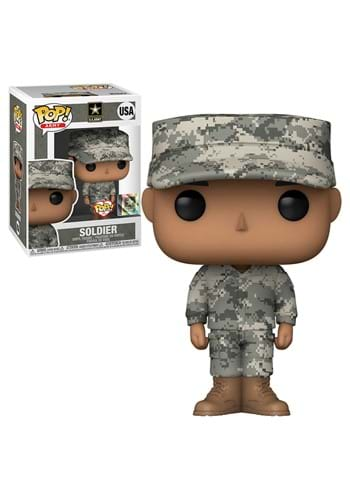 POP Military: Army Male 1 - Combat Uniform