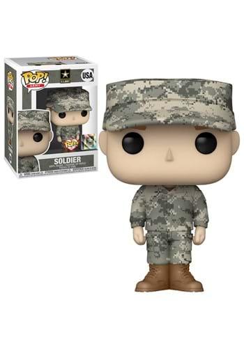 POP Military: Army Male 2 - Combat Uniform