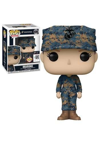 POP Military: Marine Female 1 - Cammies