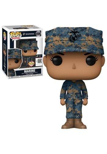 POP Military: Marine Female 2 - Cammies