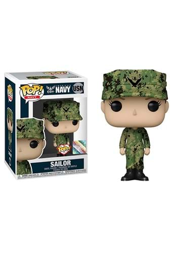 POP Military: Navy - Working Uniform Female 1