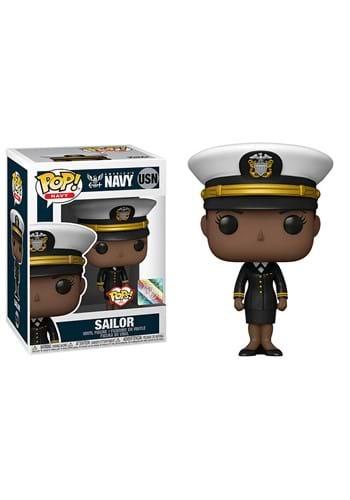 POP Military: Navy - Dress Uniform Female 1