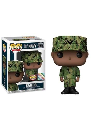 POP Military: Navy - Working Uniform Male 1
