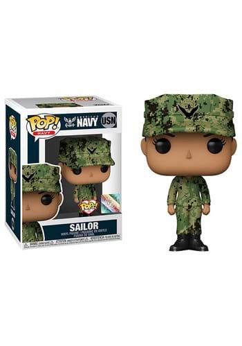 POP Military: Navy - Working Uniform Female 2