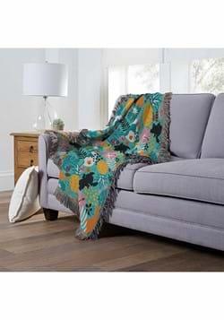 Lilo & Stitch Tropical Fun Tapestry Throw