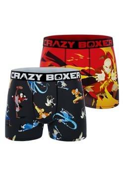 Men's 2 Pack Zuko and Avatar Boxer Briefs upd