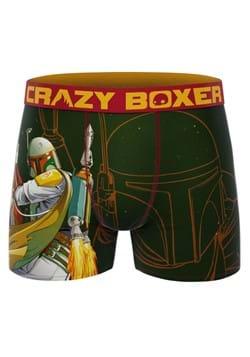 Men's Crazy Boxers Star Wars Boba Fett Boxer Briefs