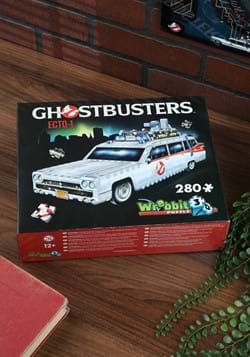 Ghostbusters Ecto-1 3D Puzzle