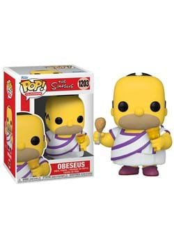 POP Animation Simpsons Obeseus Homer