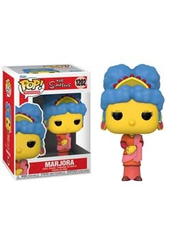 POP Animation Simpsons Marjora Marge