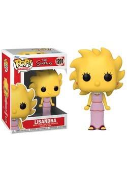 POP Animation Simpsons Lisandra Lisa