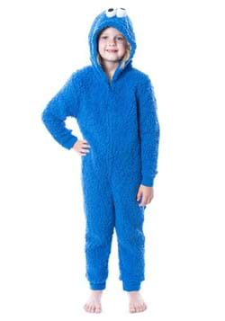 Cookie Monster Toddler Union Suit