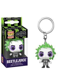 POP Keychain: Beetlejuice- Beetlejuice