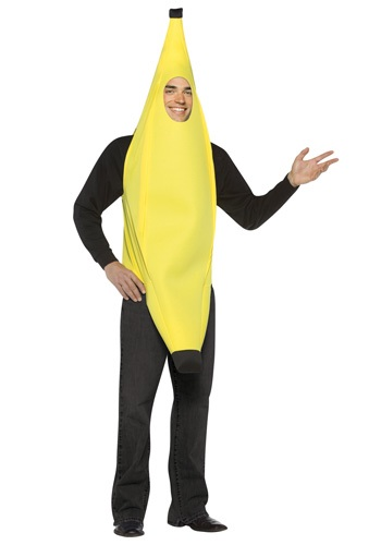 Banana Adult Costume