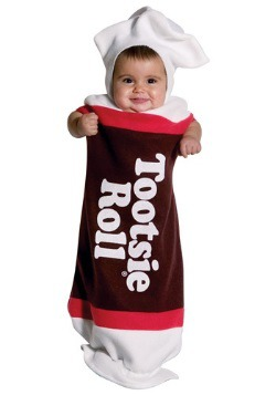 Infant Tootsie Roll Costume