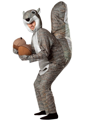 Adult Squirrel Costume For Adults