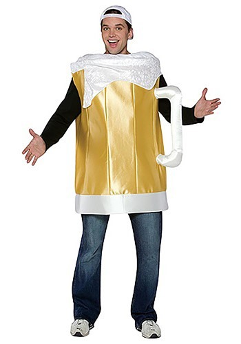 Adult Mug O' Beer Costume
