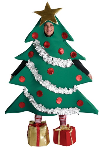 Christmas Tree Costume