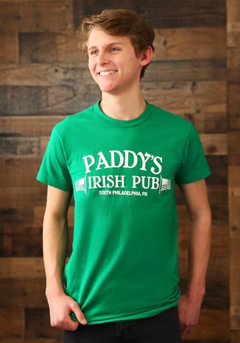 Paddy's Irish Pub T-Shirt update