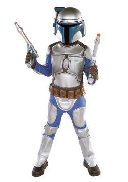 Kids' Deluxe Jango Fett Costume
