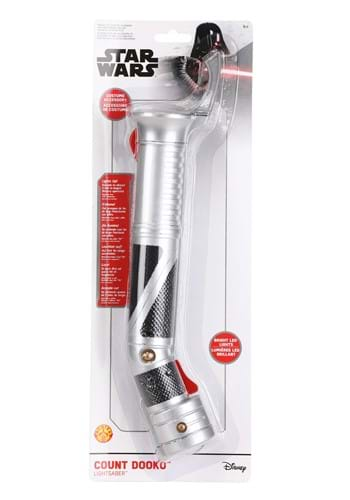 count dooku lightsaber accessory