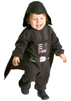 Toddler/Infant Darth Vader Costume