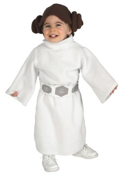 Toddler/Infant Girls Princess Leia Costume