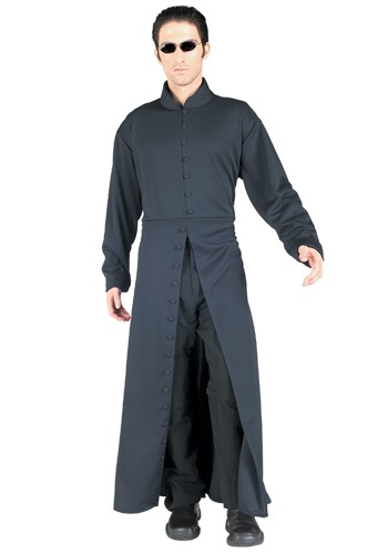 Neo Men's Matrix Costume