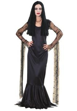 Morticia Addams Women's Costume