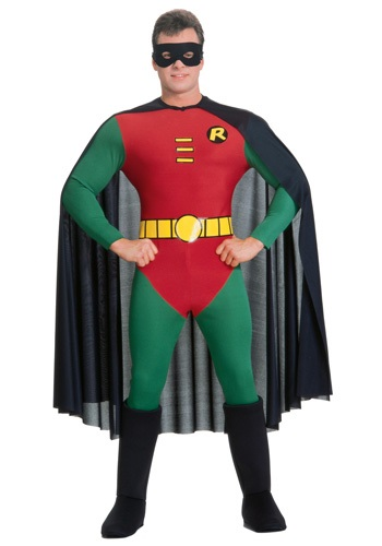 Robin Adult Costume