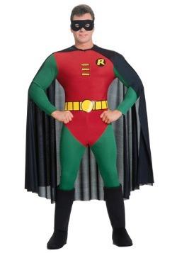 Robin Adult Costume  sc 1 st  Fun.com & Ultimate Robin Collectors Costume