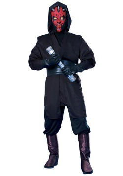 Men's Star Wars Deluxe Darth Maul Costume
