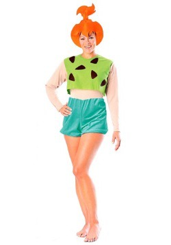 Womens Pebbles Flintstone Costume