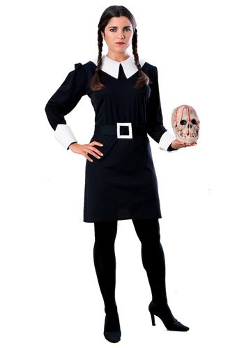 Women's Addams Family Wednesday Costume