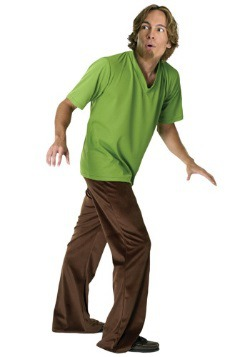 Mens Shaggy Costume