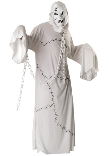 Terrifying Ghost Costume