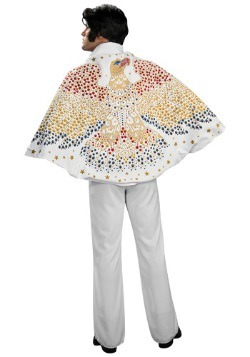 Adult Rock and Roll Elvis Cape