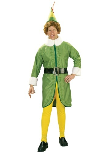The Elf Buddy Costume